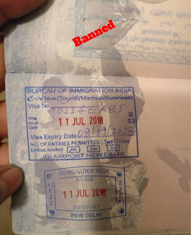 India E Visa Can Be Extend For One Year India Evisa Online